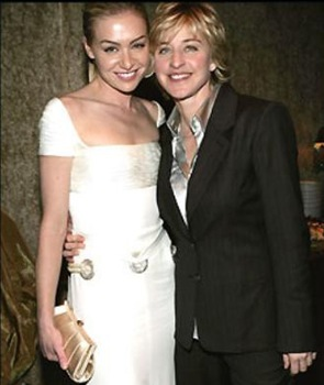 ... the wife of Ellen DeGeneres Portia de Rossi is working on the memoir.